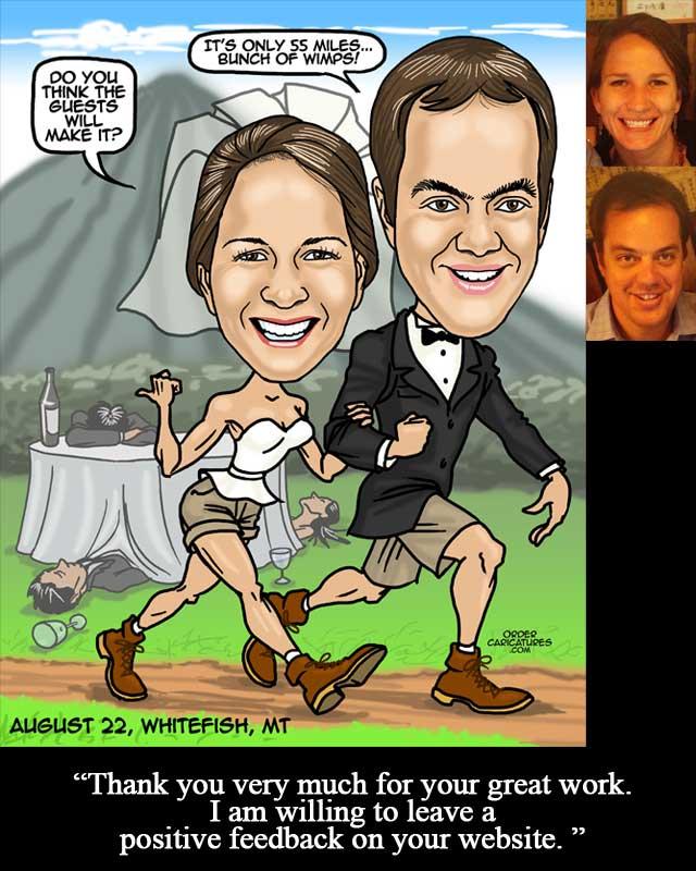 hicking-bride-groom