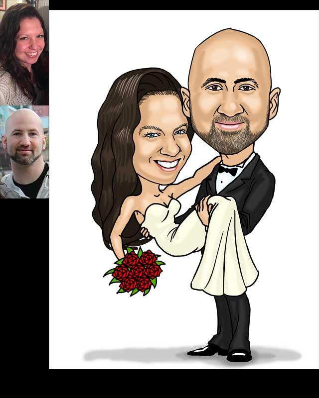 bald-groom-couple