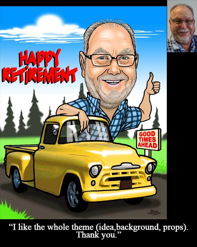 retirement-yellow-truck