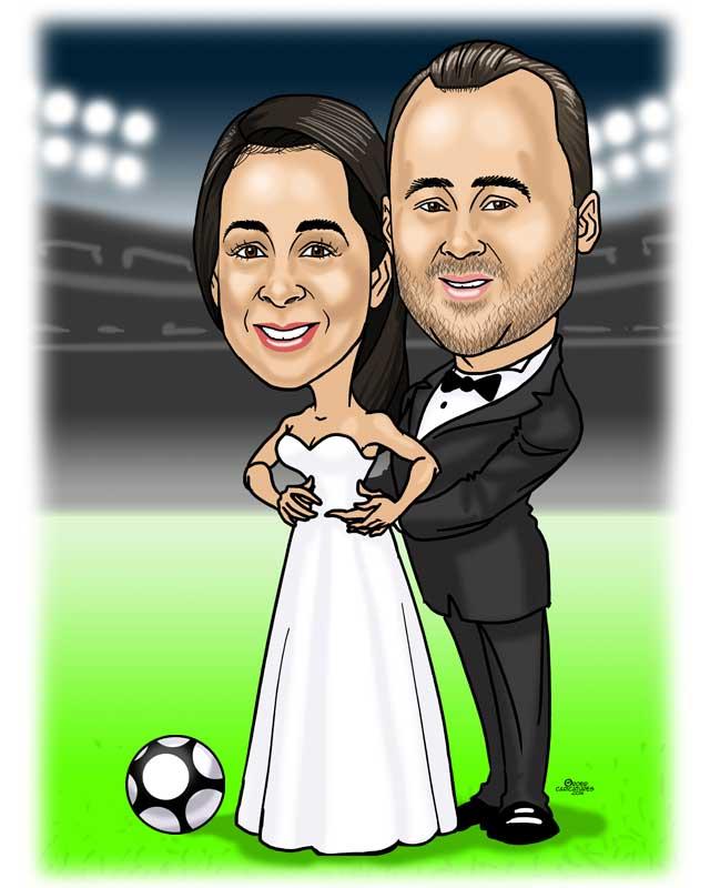stadium-bride-groom