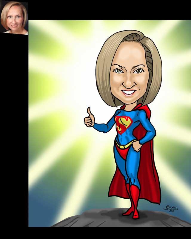 super-lady