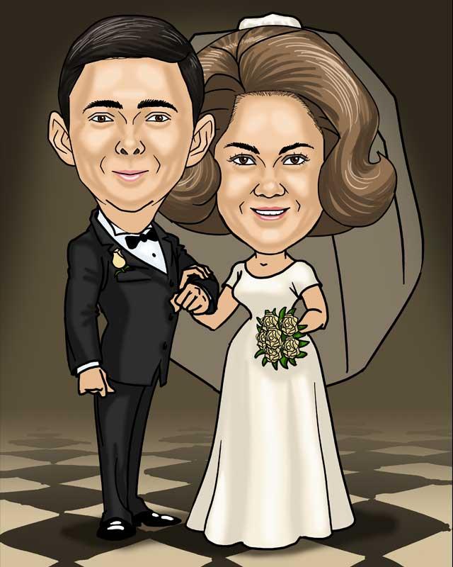 vintage-bride-groom
