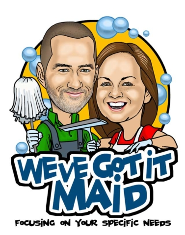 cleaning-logo-caricature