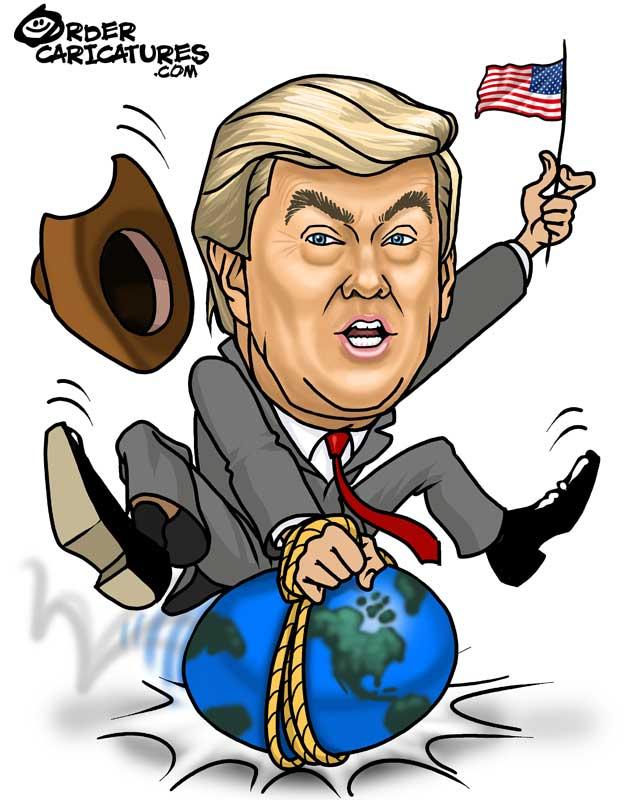 trump-caricature